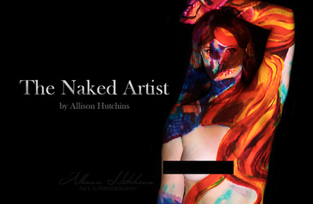 The Naked Artist by Allison Hutchins