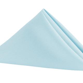 Polyester Napkin Light Blue