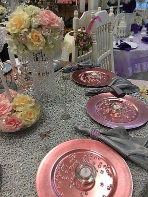 Jody's Decor showroom photo - princess theme