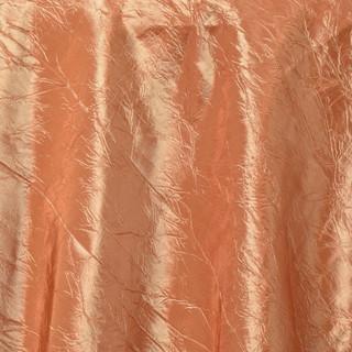 "72"" Taffeta Crinkle Overlay Gold"