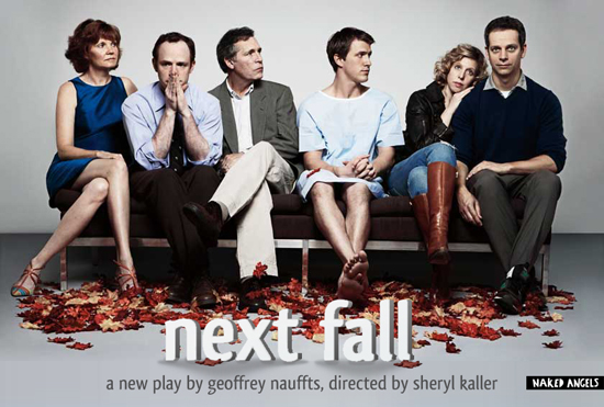 NEXT FALL/Off-Broadway
