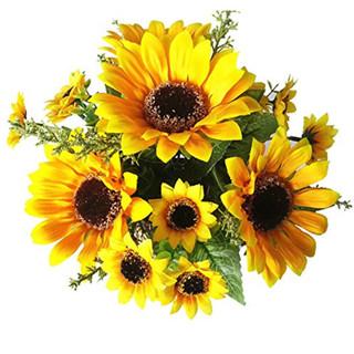 Sunflower Bunch Yellow