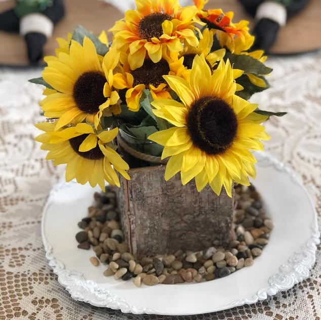 "Sweet Sunflowers 13"" x 11"""