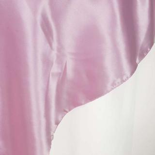 """72"""" Satin Overlay Pink"""