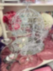 Jody's Decor showroom photo - card holder
