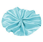 Satin Napkin Light Blue