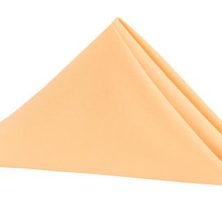 Polyester Napkin Peach