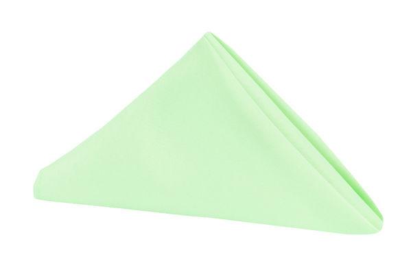 Polyester Napkin Mint