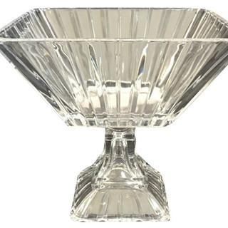 """Crystal Candy Jar Clear 8.25"""""""