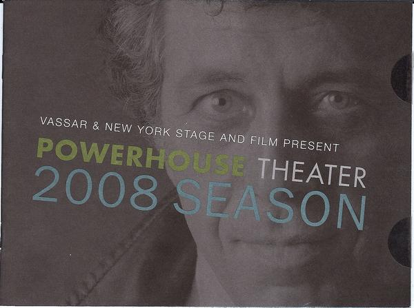 NEW YORK STAGE & FILM 2008
