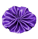 Satin Napkin Purple