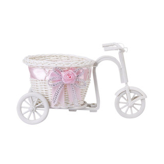 Tricycle Centerpiece With Flowers