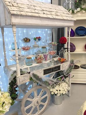 Jody's Decor showroom photo - candy bar