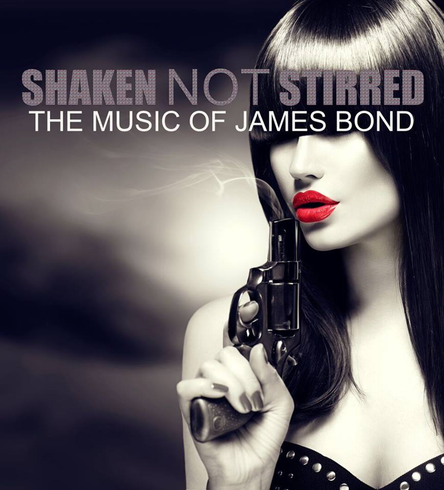 BOND: SHAKEN NOT STIRRED