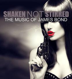 BOND: SHAKEN NOT STIRRED