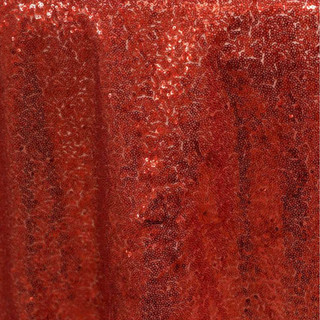 """72"""" Sequin Square Overlay"""