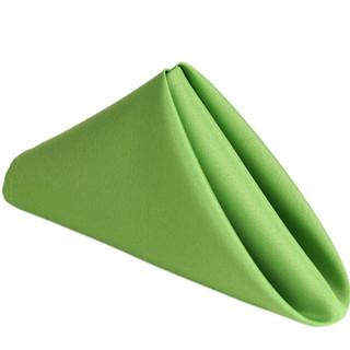 Polyester Napkin Apple Green