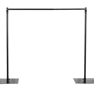 10x10 Adjustable Backdrop Stand