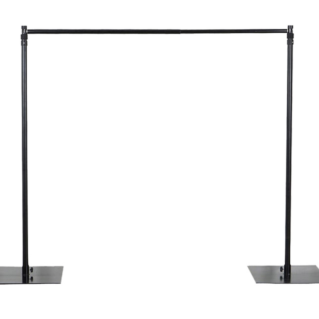10x10 Adjustable Backdrop Stand