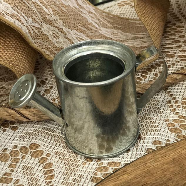 Mini Metal Watering Can