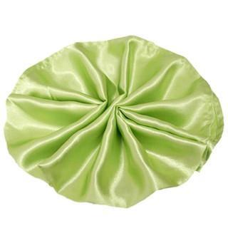 Satin Napkin Apple Green