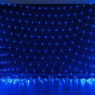 20FT 600 LED Sequential String Light Net Blue