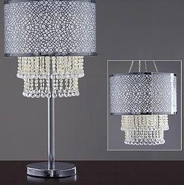 Elegant Wedding Diamond Pendant Crystal