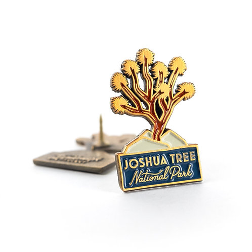 Joshua Tree National Park Pin