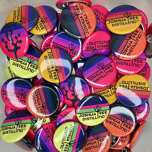 Logo Metal Buttons