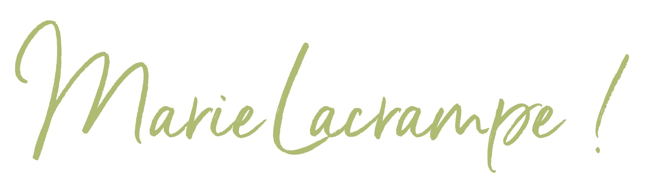 Logo Marie Lacrampe