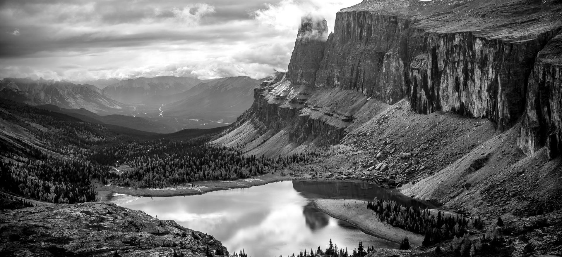 More mountain landscapes