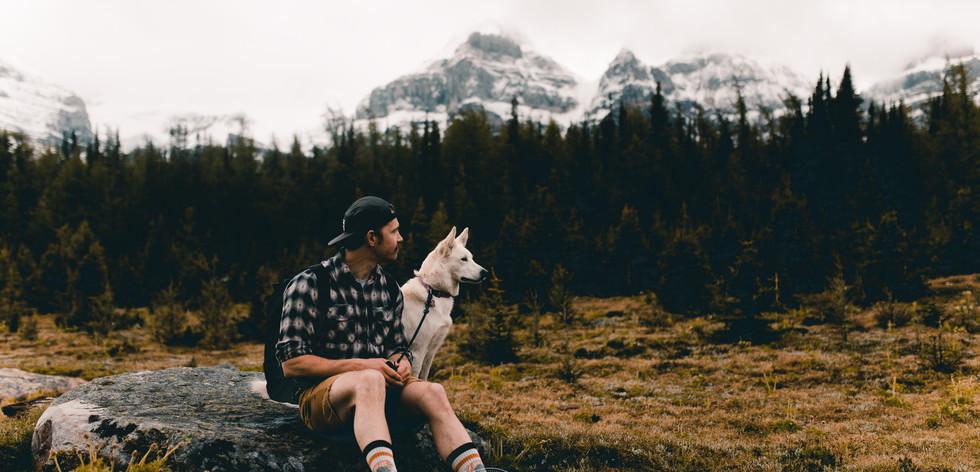 No better hiking buddy.