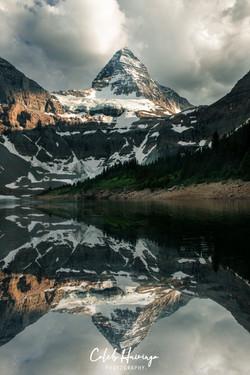 Assiniboine Reflection
