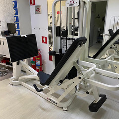 Legpress horizontal