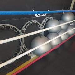 Jumps e Bolas de pilates
