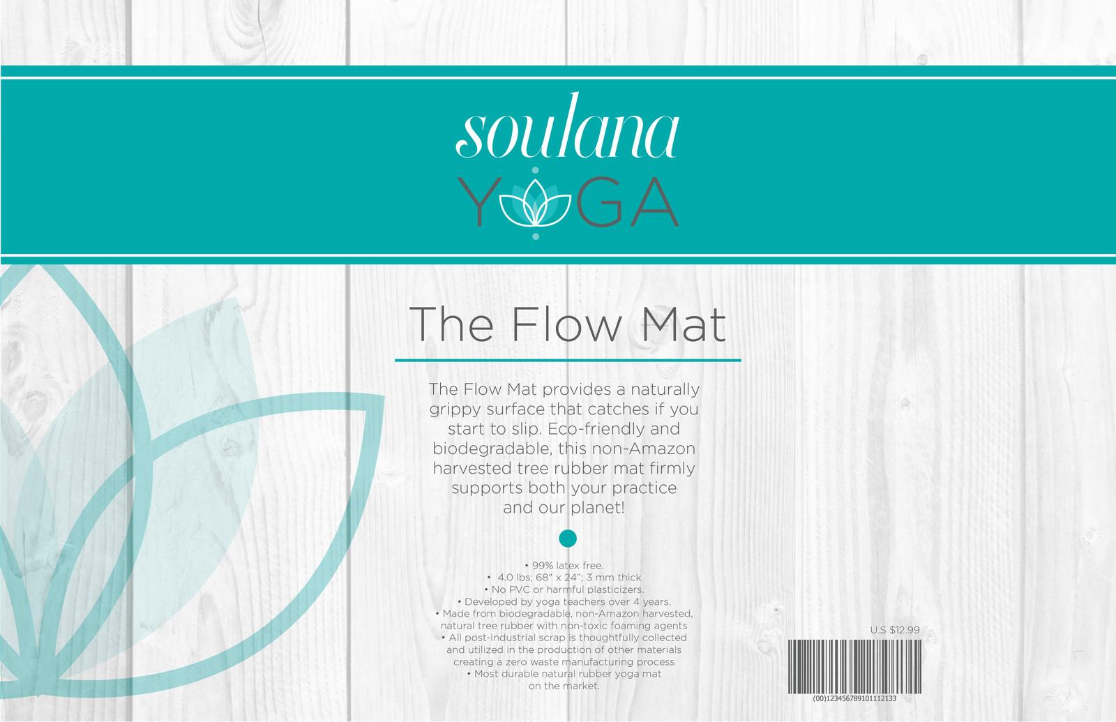Yoga Mat Wrap