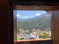 Vista desde el dormitorio master