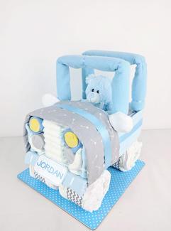 Baby Boy Nappy Jeep