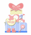 Nappy Cakes by Emma | Nappy Cakes delivered to Brisbane, Sydney, Melbourne & Australia. Perfect baby shower gift and baby hamper for newborns.