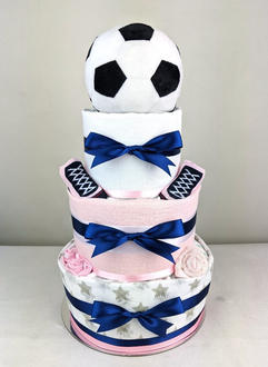Baby Girl Chelsea FC Nappy C