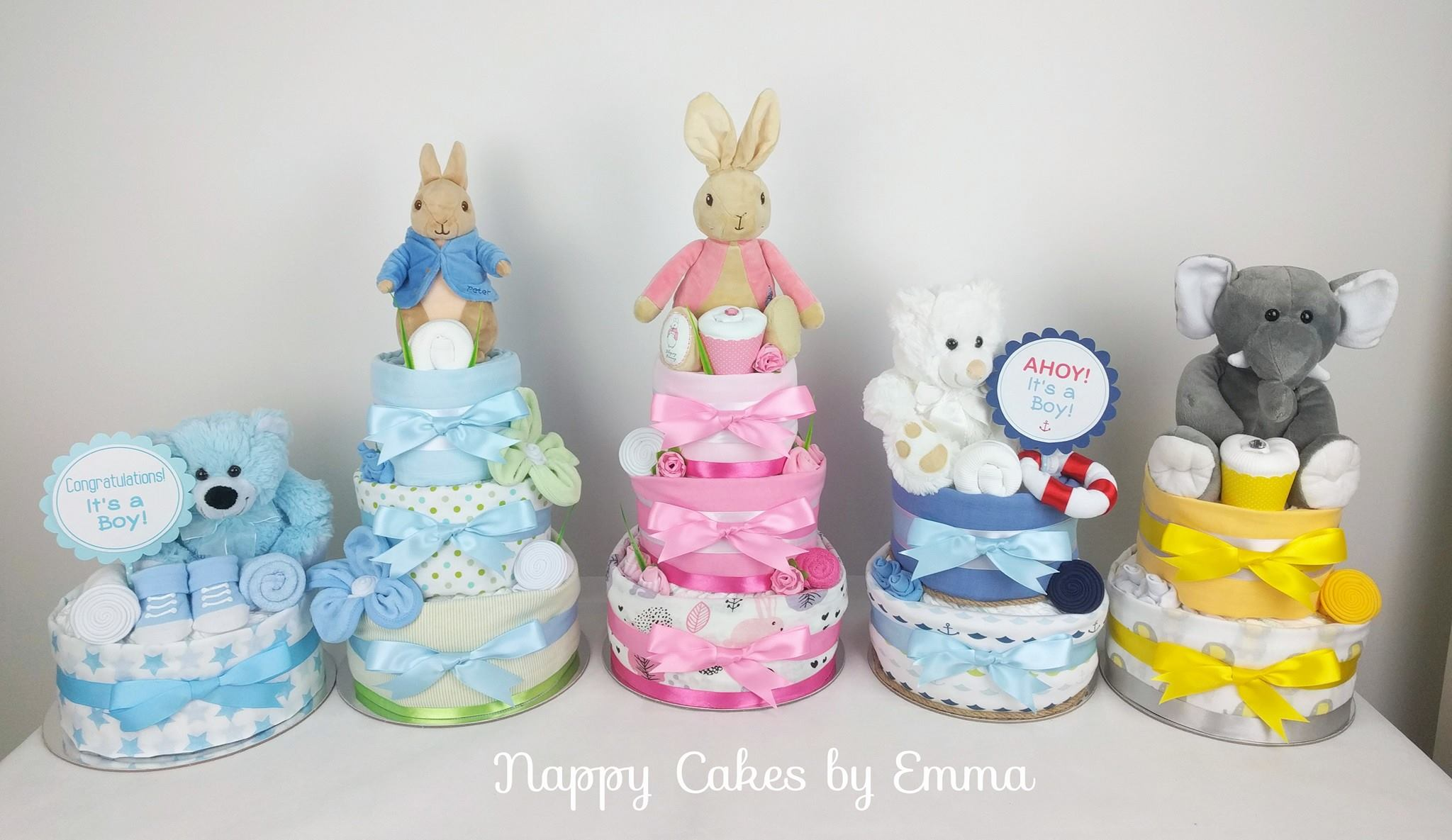 Nappy Cakes By Emma