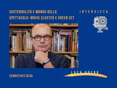Sostenibilità e mondo dello spettacolo: Movie Cluster e Green Set