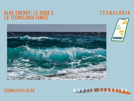Blue Energy: Le onde e la tecnologia ISWEC