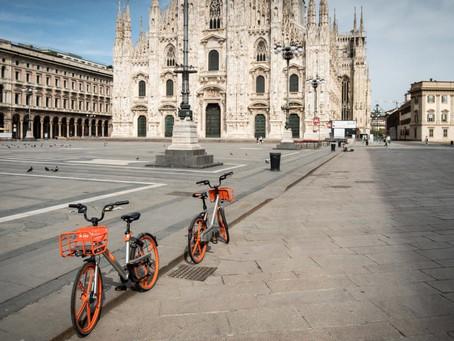 A tutta sostenibilità. Milano riparte da qui.