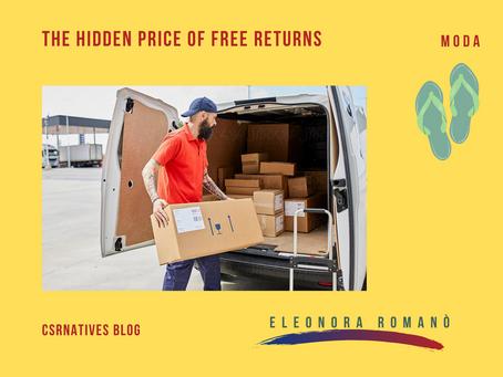The hidden price of free returns