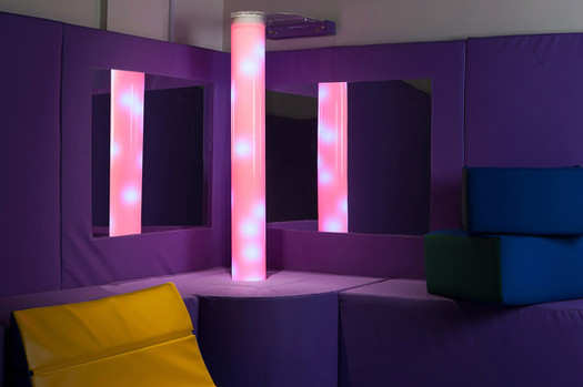 Sensory Room / Carlisle Youth Zone