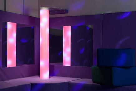 Sensory Room / Carlsile Youth Zone