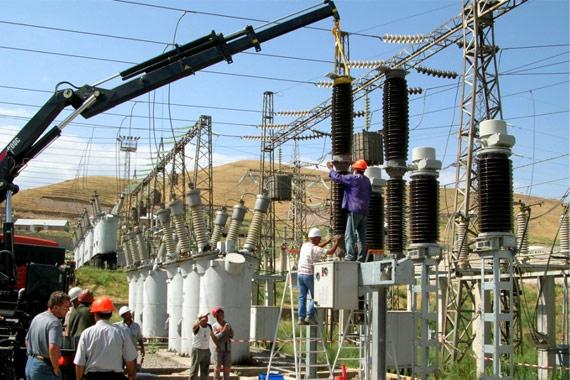 Ravshan Electricity Substation Proj.