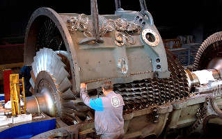 AECOM of USA hired Linerji Engineering and Consultancy for General Electric - Russian Gas Turbines J