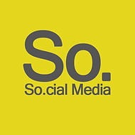 So.Social Media logo